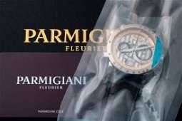 Parmigiani Fleurier Bugatti Atalante Flyback
