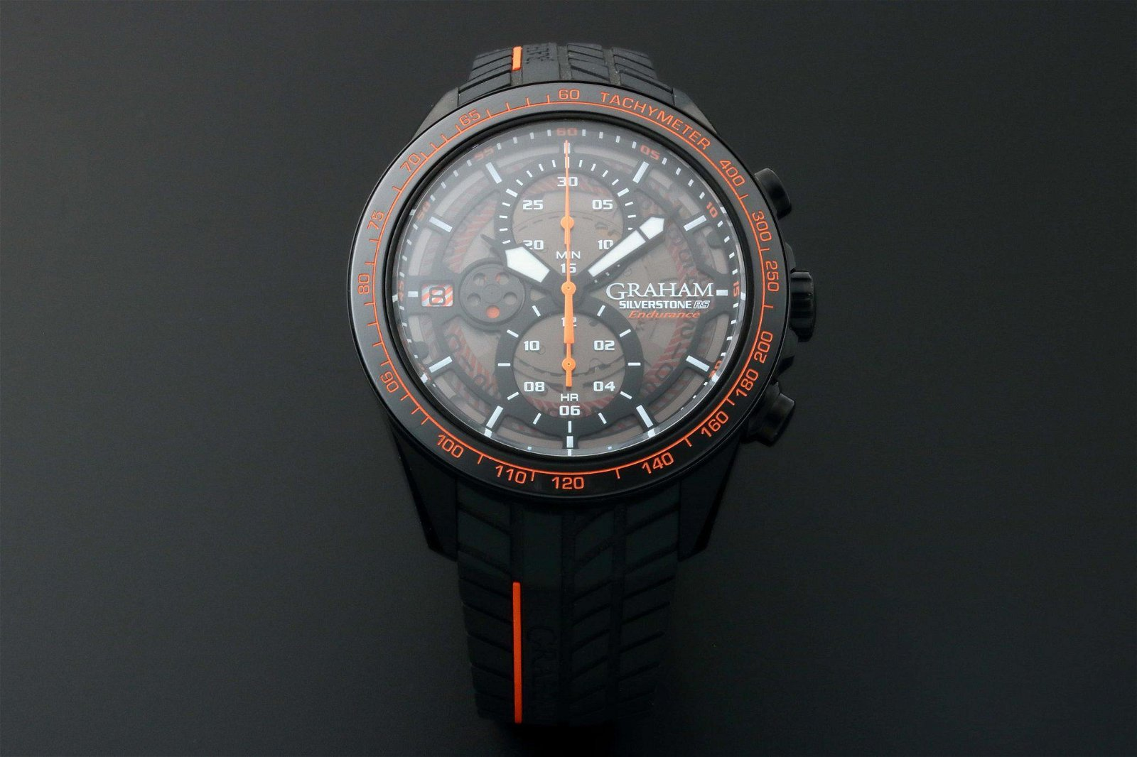 Graham Silverstone RS Endurance Chronograph Watch