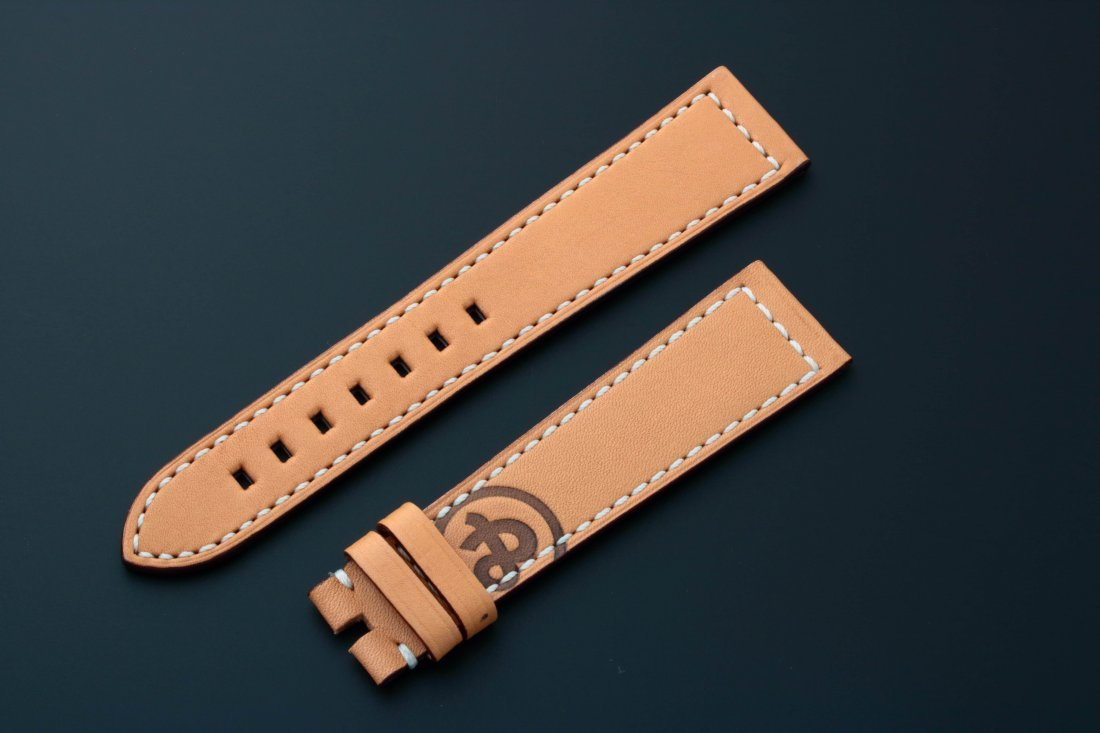 Bell & Ross Leather Watch Strap Band 22MM