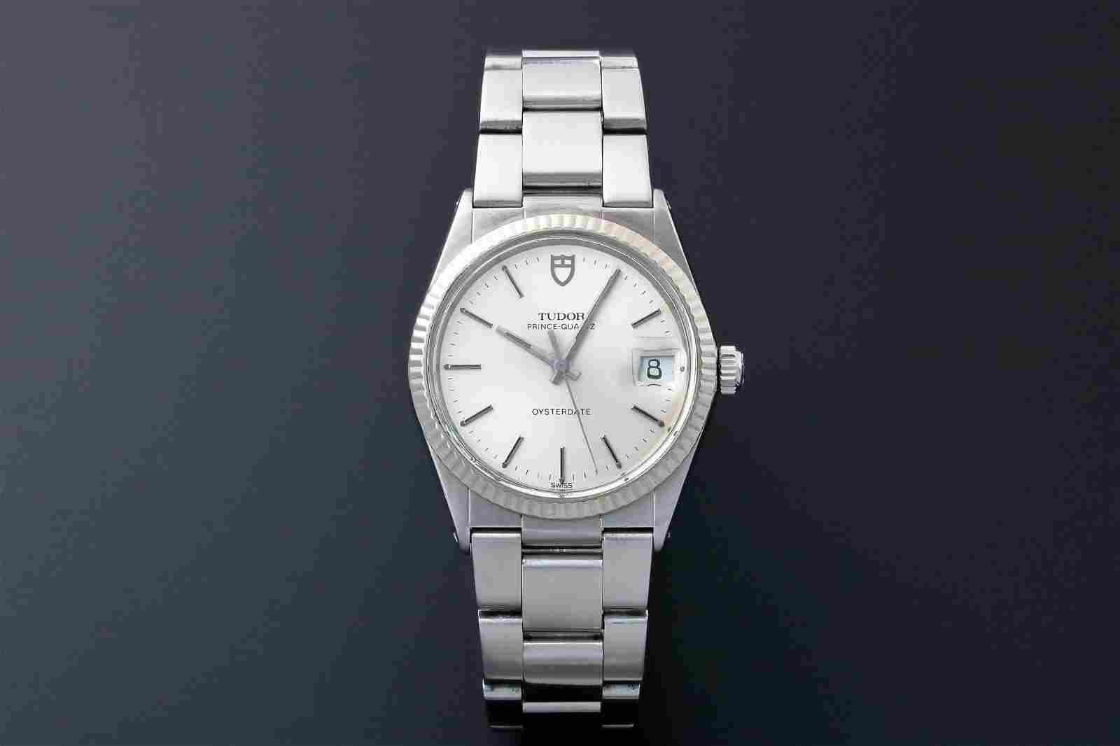 Tudor Prince Quartz Oysterdate 91534 Watch