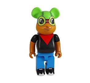 Hebru Brantley Flyboy Bearbrick 400% Medicom Toy