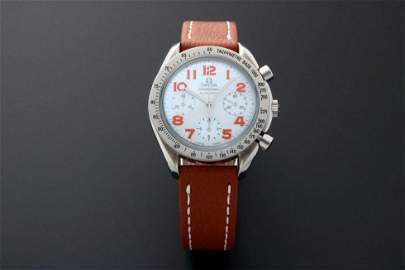 Omega 3534.78 Speedmaster Mother of Pearl Chronograph