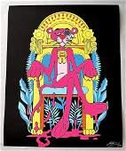 Matt Gondek The Best Revenge Pink Print Limited Edition