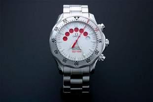 Omega Seamaster Professional Jacques Mayol Apnea Watch
