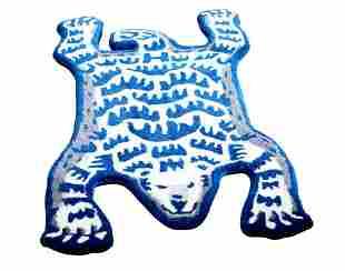 Human Made Polar Bear Rug Nigo Size Small