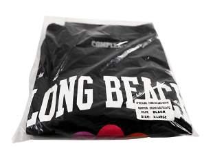 Takashi Murakami Flower Long Beach Tee Shirt XL