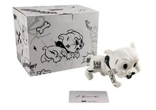 Cote Escriva Creepy Baby Dog Vinyl Figure