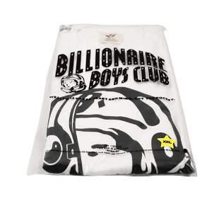 Billionaire Boys Club Split Helmet T-Shirt XXL White