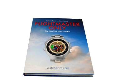 Flightmaster Only The OMEGA Pilots Watch Book by