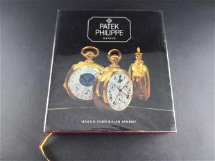 Patek Philippe Pocket Watch Book by Huber & Banbery