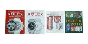 Rolex Collecting Modern & Vintage Wristwatches Books