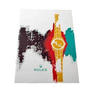 Vintage Rolex Booklet 1675 GMT 1016 Explorer 6239