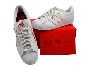 Adidas Superstar 80s CNY Lunar New Year Sneakers