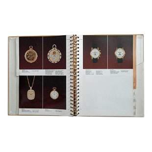 Patek Philippe Dealer Master Catalog Vintage 2499