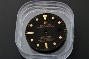 Rolex Submariner T Swiss T Nipple Watch Dial 16808