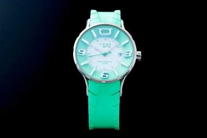 NOA IR003 Iris Watch Green