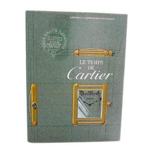 Les Temps de Cartier Book by Jader Barracca, Giampiero