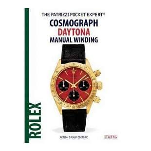 Rolex Cosmograph Daytona Book by Osvaldo Patrizzi