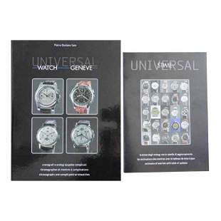 Universal Watch Geneve Book by Pietro Giuliano Sala