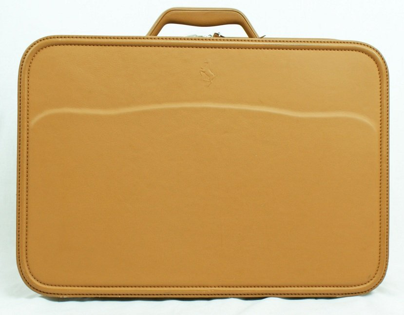3: Limited Edition Schedoni Hard Side Leather Suitcase