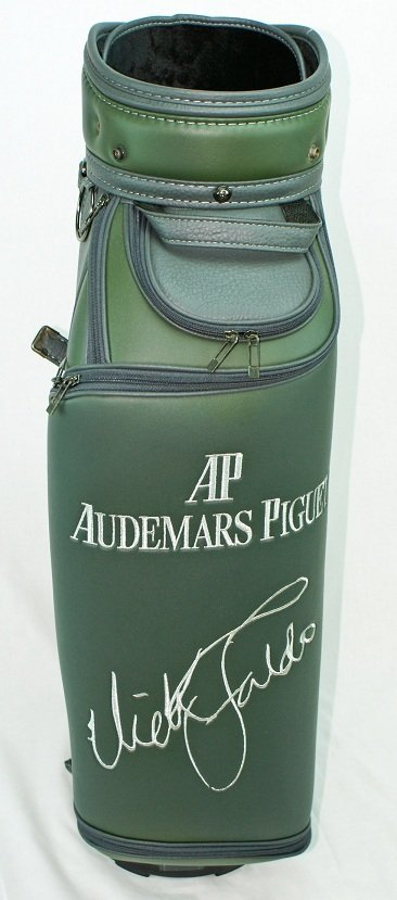 10: Audemars Piguet Nick Faldo Golf Bag