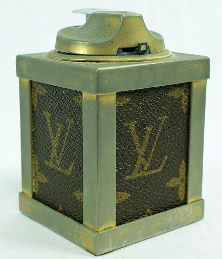 62: Vintage Louis Vuitton Lighter