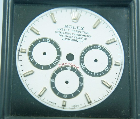 179: Rolex Cosmograph Daytona 'T SWISS MADE T' Dial