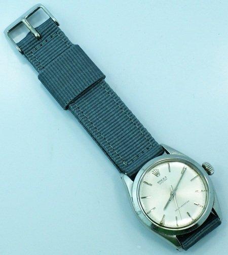 6: Vintage Rolex Oyster Watch Shock-Resisting Ref #6480