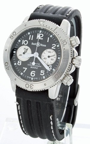 7: Bell & Ross Automatic Chronograph 300M Watch - 2