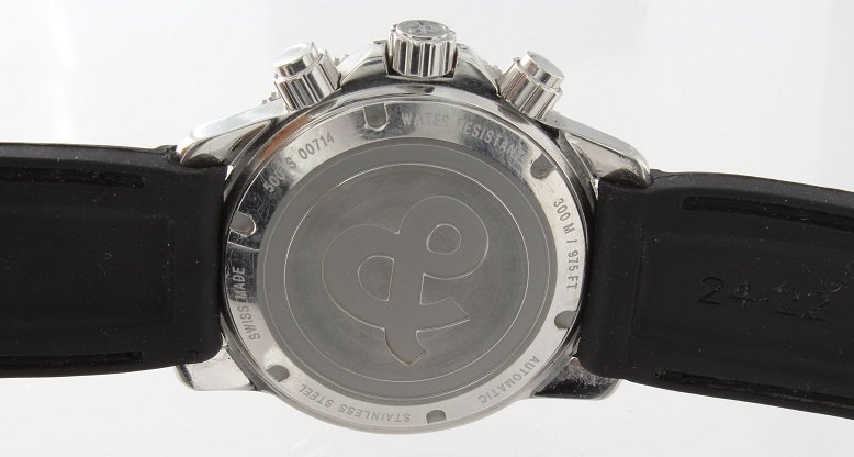 7: Bell & Ross Automatic Chronograph 300M Watch - 3