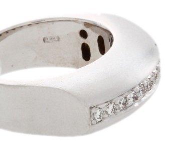 18k White Gold 0.33ct Diamond Ring