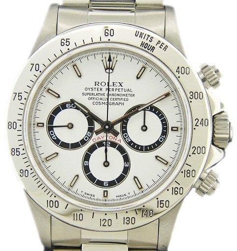Rolex Daytona Cosmograph Zenith Watch #16520
