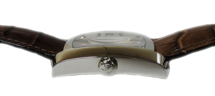 Stainless Steel Baume Mercier Automatic Watch - 3