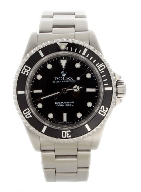 Stainless Steel Rolex Submariner Oyster Band 14060