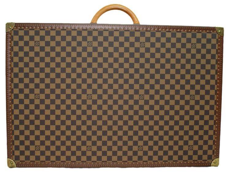 Louis Vuitton Suitcase Luggage Daimer Alzer 60