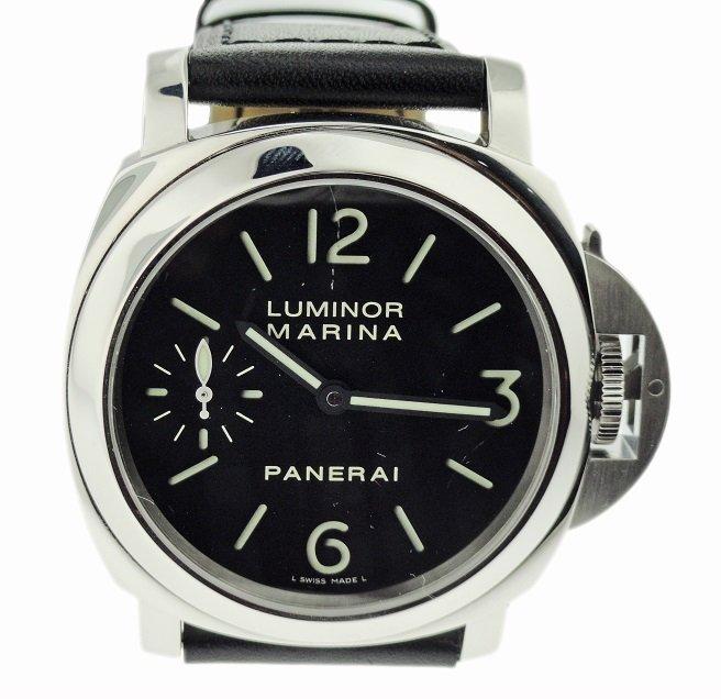 Limited Luminor Marina Panerai Watch PAM111 OP6727