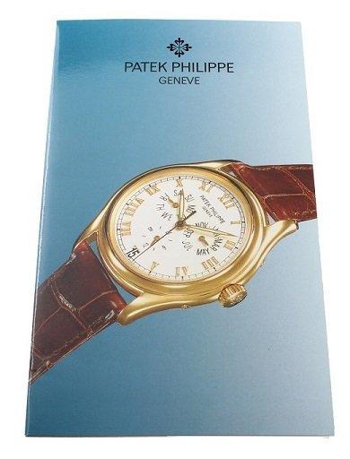 Patek Philippe Annual Calendar 5035 Owners Manual 1997