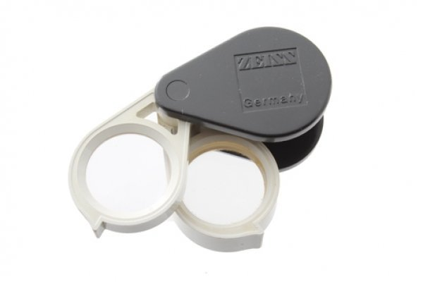 Zeiss D36 Jewelers Magnifying Loupe.