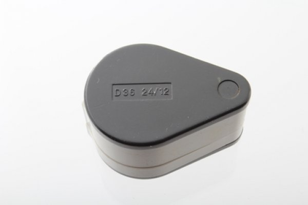 Zeiss D36 Jewelers Magnifying Loupe. - 2