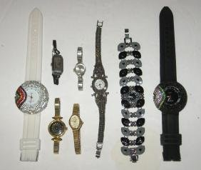 Group of Ladies watches,