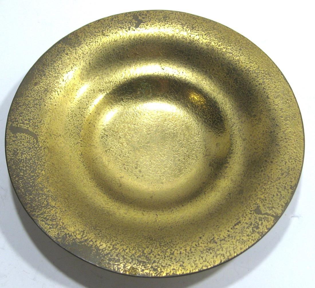 Three Tiffany and Company bronze items, - 3