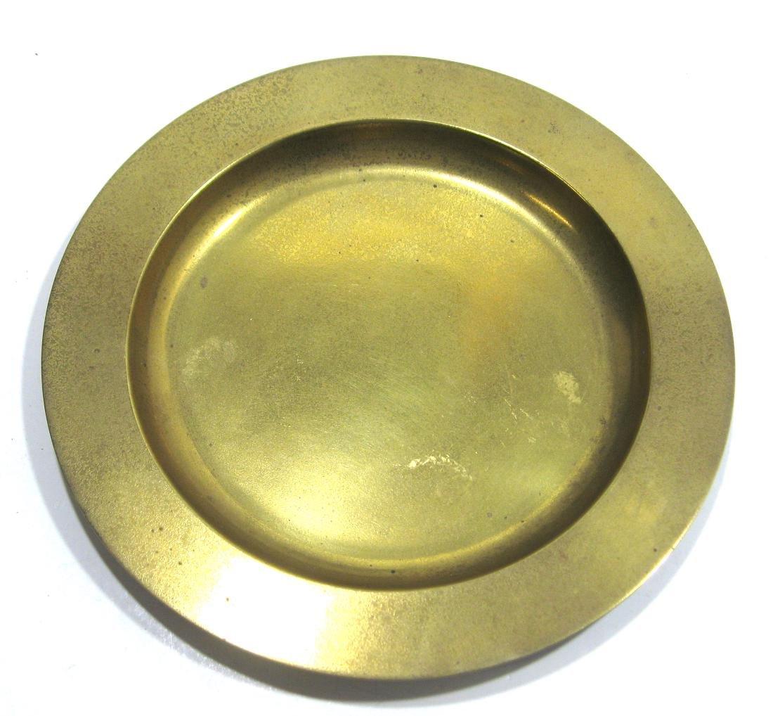 Three Tiffany and Company bronze items, - 4
