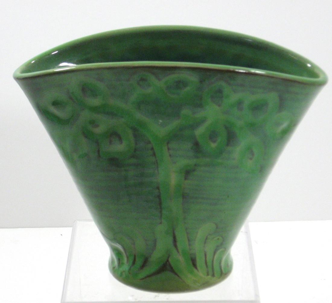 Marblehead pottery vase - 2
