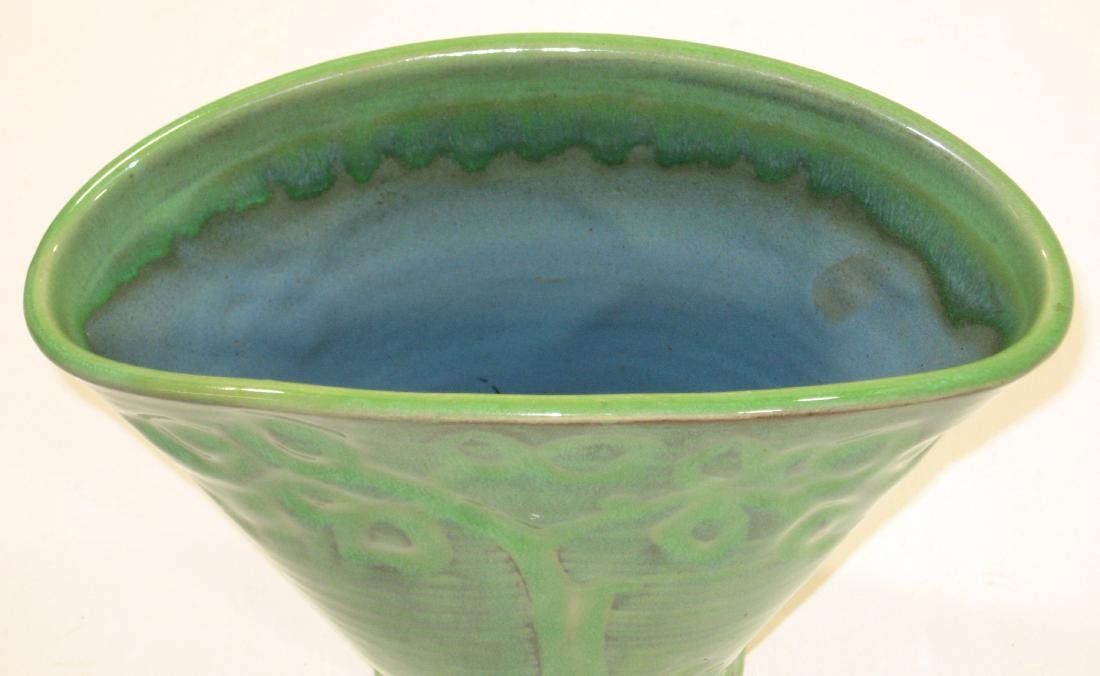 Marblehead pottery vase - 3
