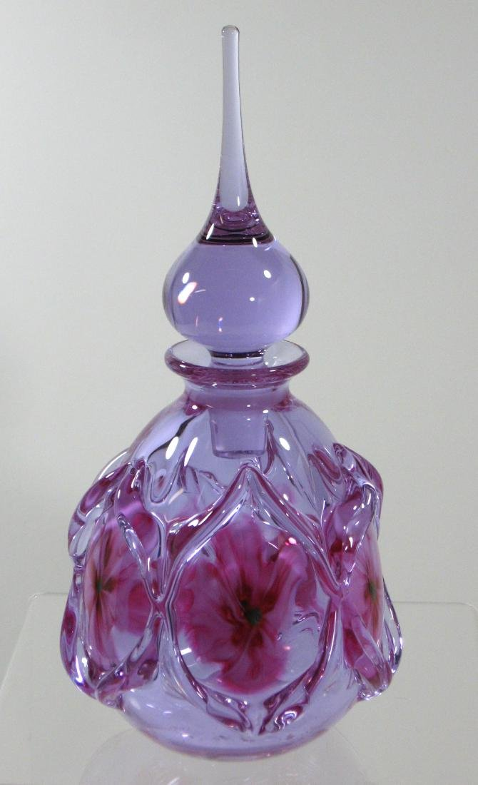 Rare Charles Lotton perfume bottle,