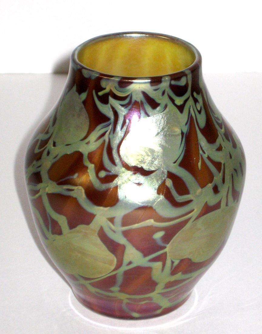 Tiffany style art glass vase fantastic tiffany style art glass vase reviewsmspy