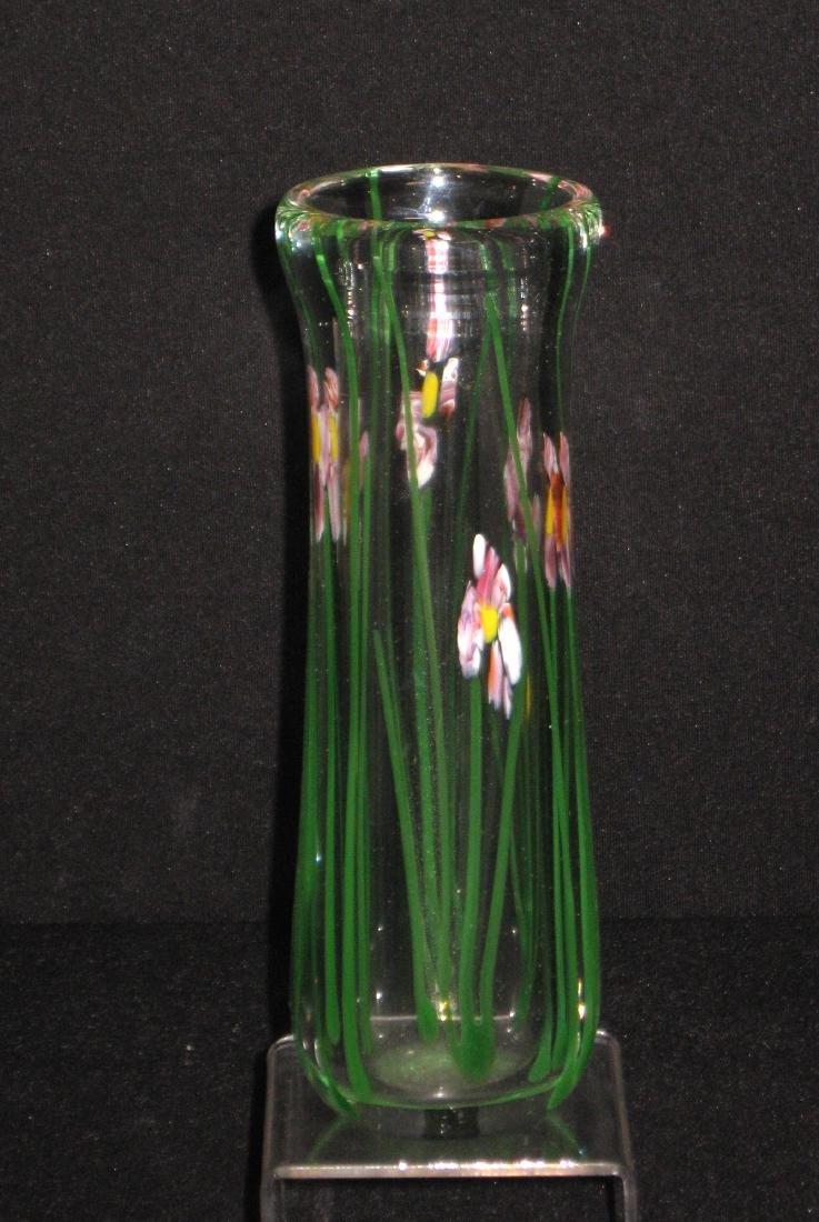 Eicholt paperweight glass vase, - 4