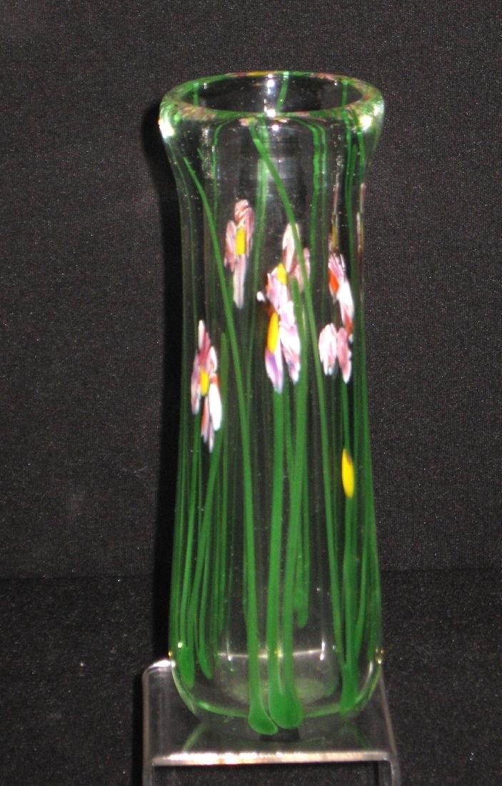 Eicholt paperweight glass vase, - 5