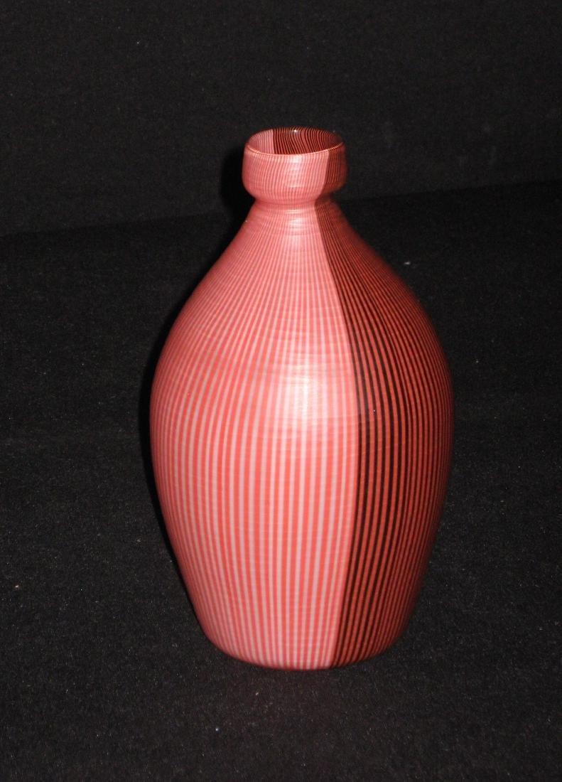 Carlo Scarpa designed Venini vase,