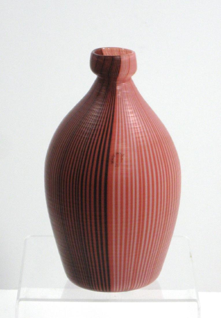 Carlo Scarpa designed Venini vase, - 2